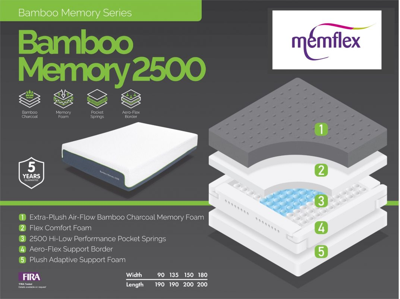 Bamboo 2500